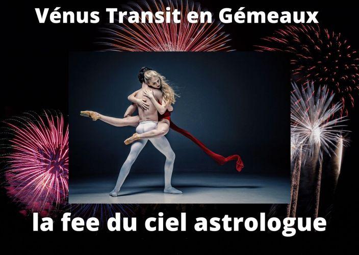 Vénus Transit  en Gémeaux