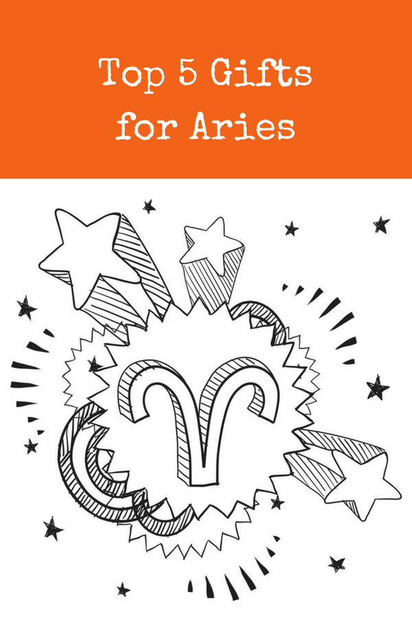 Gifts for the Aries