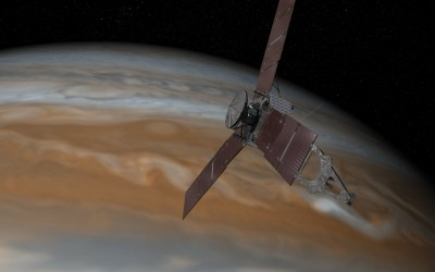How Juno Gets Jupiter In The End, The Backstory