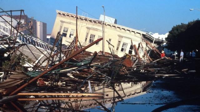California Earthquake Predictions