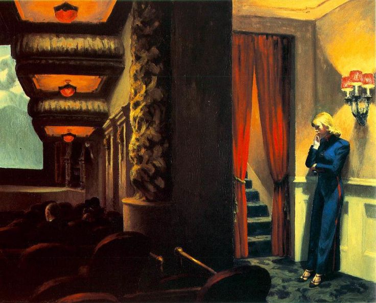 Edward Hopper, Fendi y Flair (wiki commons)
