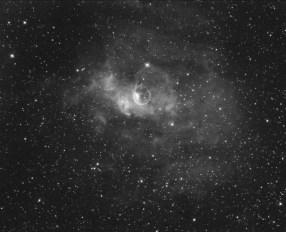 Bubble nebula Halfa