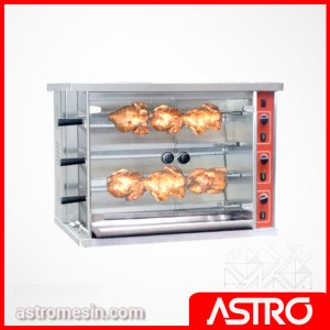 Gas Rotisseries HGJ-3P