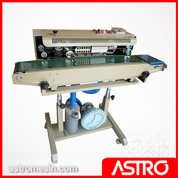 Continuous Band Sealer SF-150G