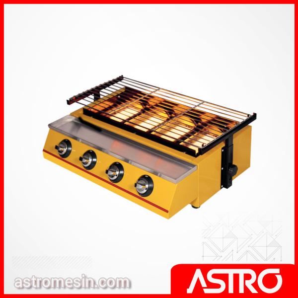 Gas Roaster 2 Burner ETK-222