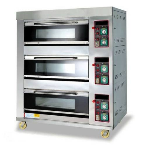 OVEN GAS ROTI 3 DECK