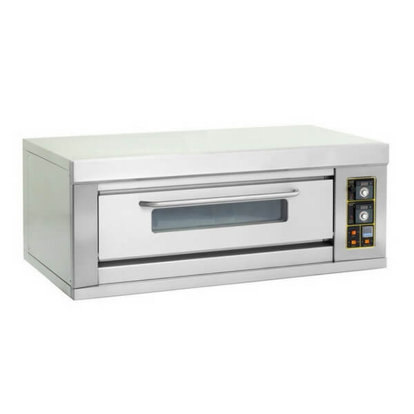 OVEN GAS ROTI GETRA 1 DECK