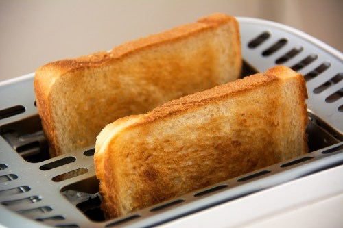 Mesin Bread Toaster Banner