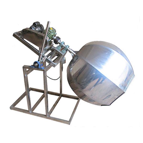 Mesin Mixer Bumbu Hexagonal