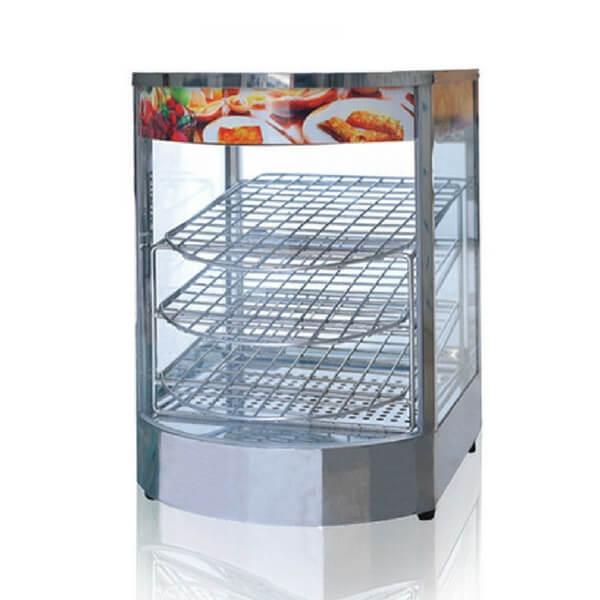 Mesin Alat Penghangat Makanan FOMAC
