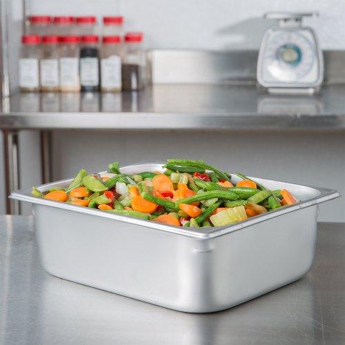 Aplikasi Food Pans 1-2 Size 9.5 Liter Astro