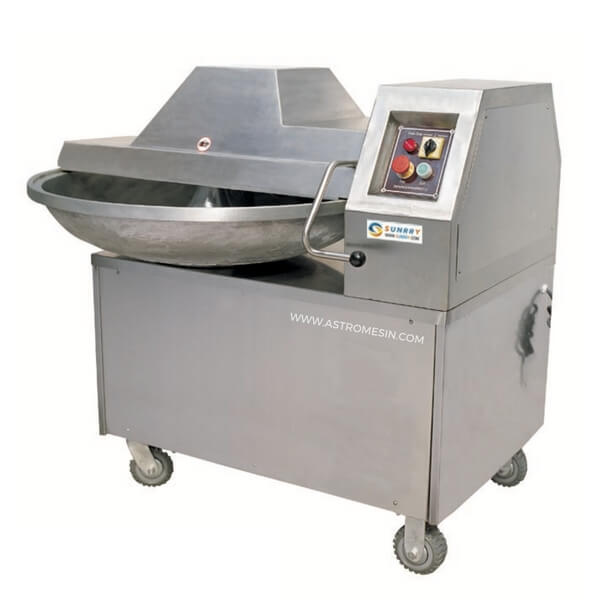 Bowl Cutter Alat Adonan Daging Bakso GETRA Heavy Duty