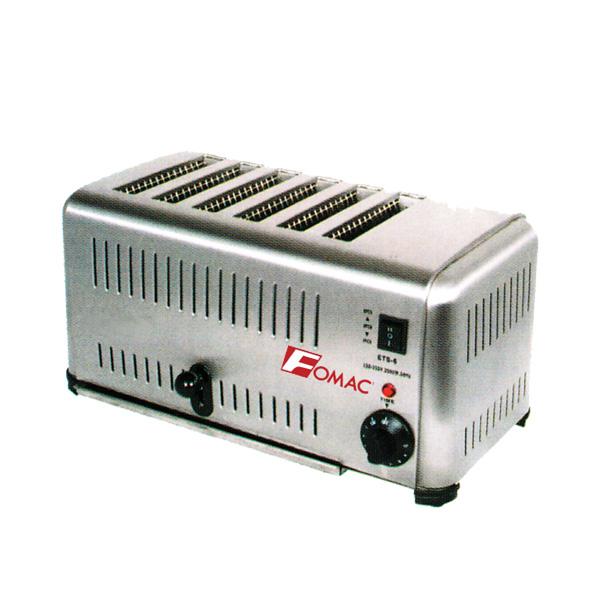 Bread Toaster Alat Panggang Roti Fomac 6 Slot