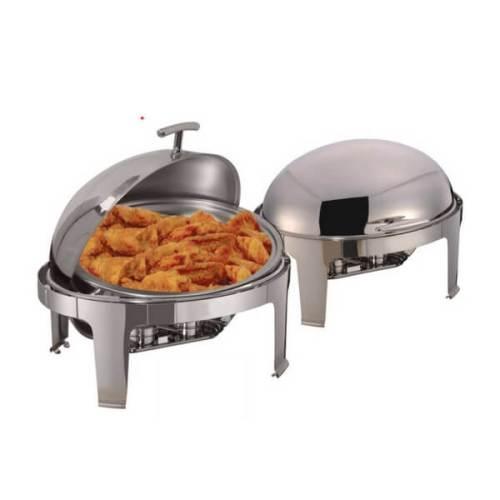 Chafing Dish Alat Sajian Makanan Prasmanan