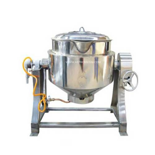 Gas Kettle Cooker GETRA