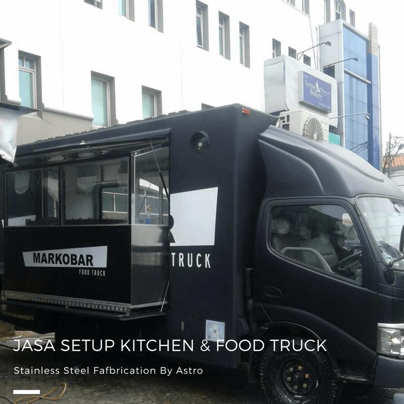 Portofolio Jasa Pembuatan Food Truck