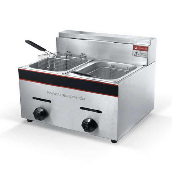 MESIN GAS DEEP FRYER ASTRO