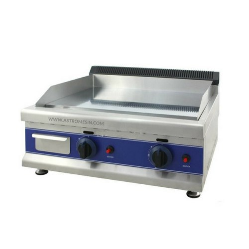 MESIN GAS GRIDDLE ALL FLAT TABLE TOP
