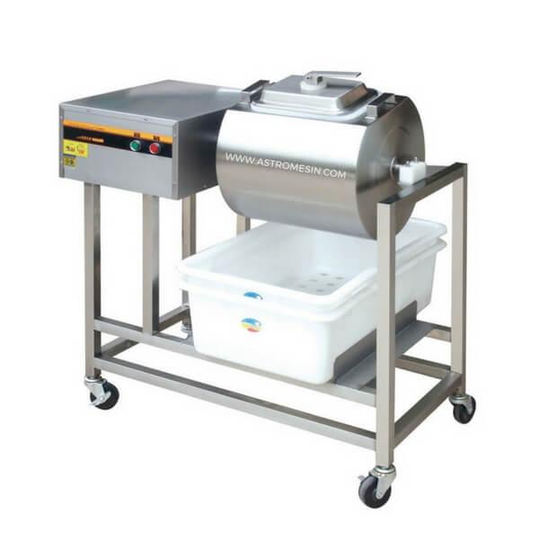 Mesin Marinasi | Harga Mesin Marinator & Meat Seasoning Mixer