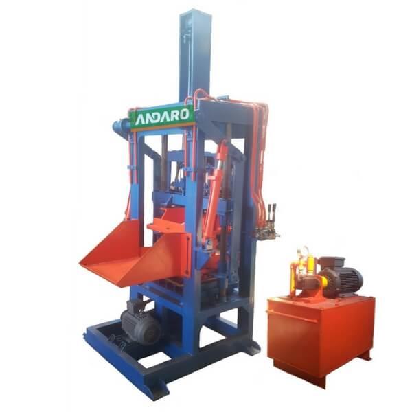 Mesin Cetak Batako Hidraulic