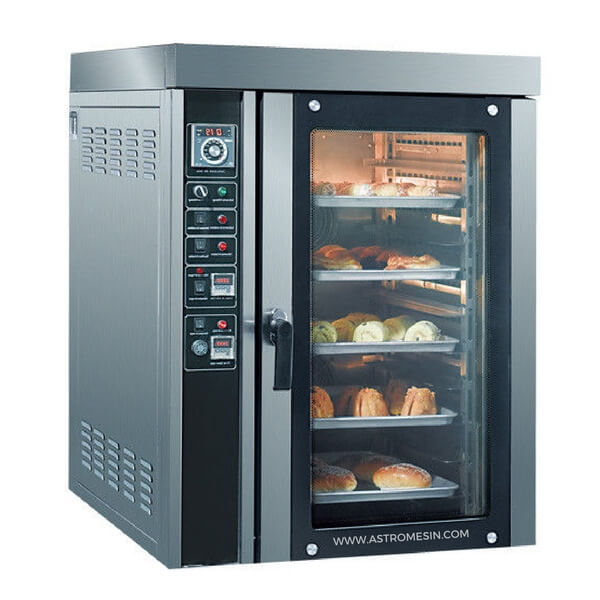 Mesin Convestion Oven NFC Series Getra