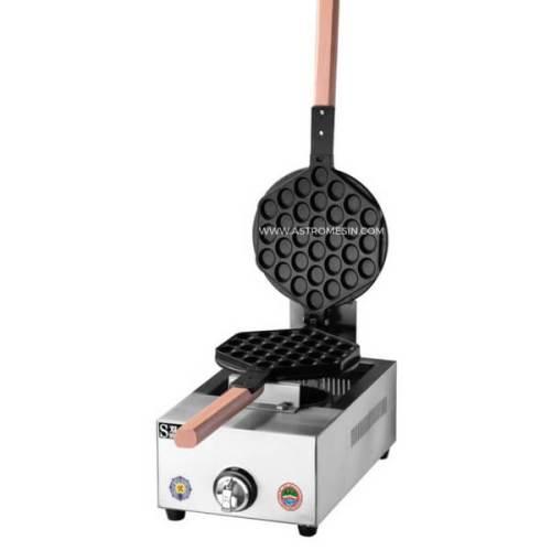 Mesin Egg Waffle Hongkong Gas GETRA