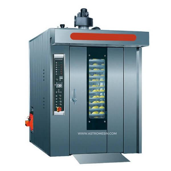 Mesin Gas Rotary Oven GETRA