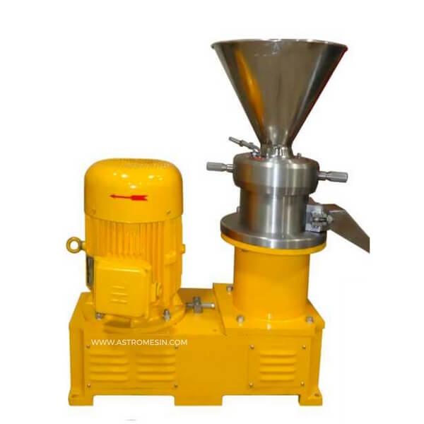 Mesin Pemasta Selai dan Kacang Colloid Mill