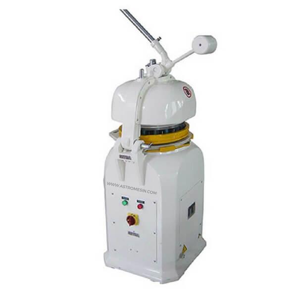 Mesin Pembagi Adonan Roti Otomatis ASTRO