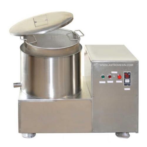 Mesin Pengurang Kadar Minyak Deoil ASTRO