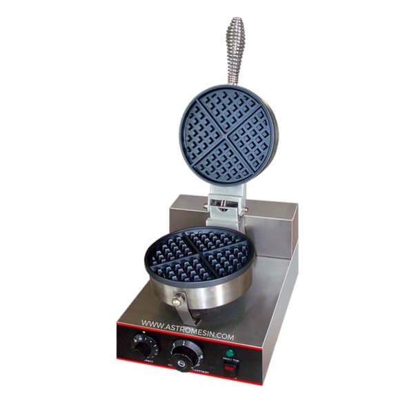 Mesin Waffle Bulat Getra