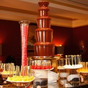 Photo Chocolate Fountain Wedding