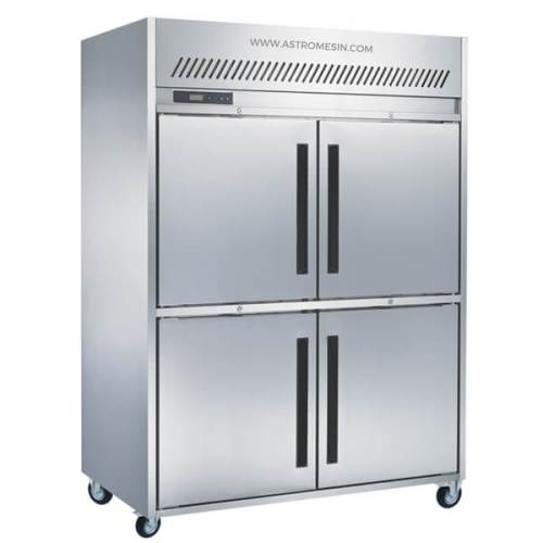 GEA Upright Freezer & Upright Chiller Stainless
