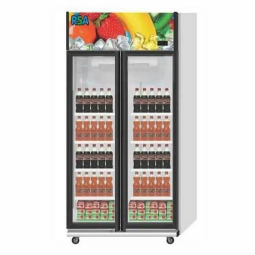 Showcase Cooler 2 Pintu RSA