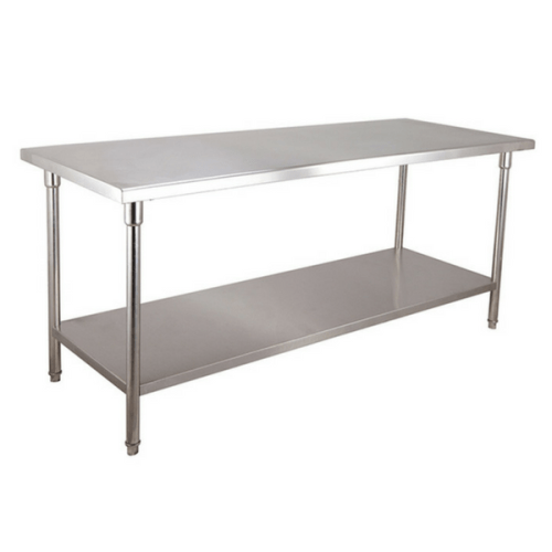 Working Table Meja Stainless Astro