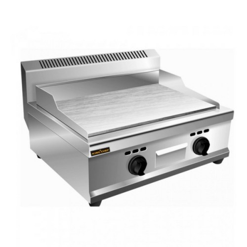 Mesin Gas Griddle 2 Burner