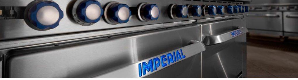 Imperial Range Burner
