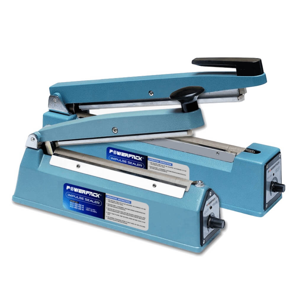 Mesin Hand Sealer POWERPACK Besi