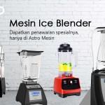 Mesin Ice Blender