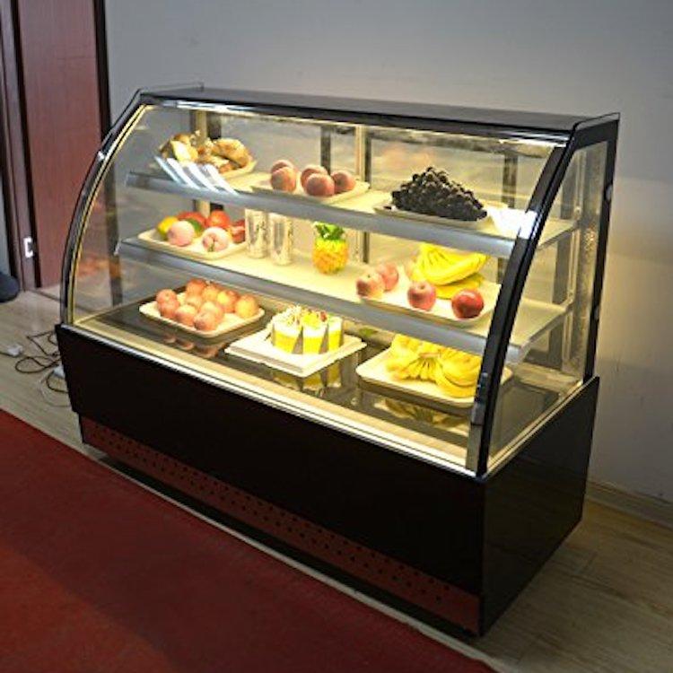 Cake Showcase Pemajang Kue