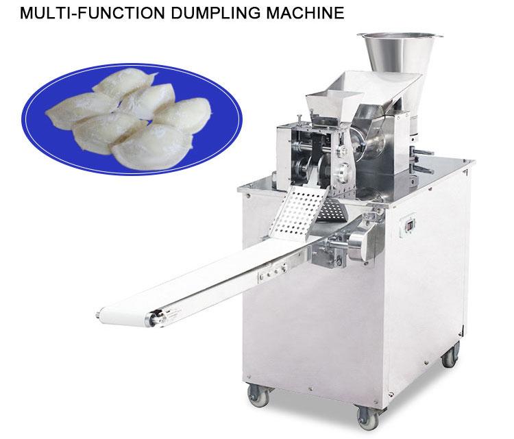 Mesin Pembuat Dumpling Otomatis
