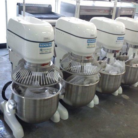 PLANETARY MIXER SINMAG SM 401 | Harga Mixer Roti 40 Liter Taiwan