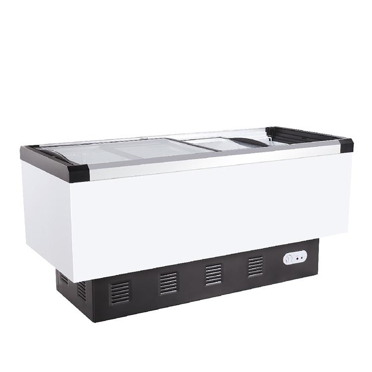 Freezer Es Krim GEA - Freezer Frozen Food GEA