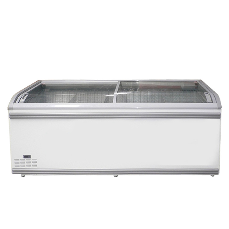 Freezer Sliding Kaca GEA