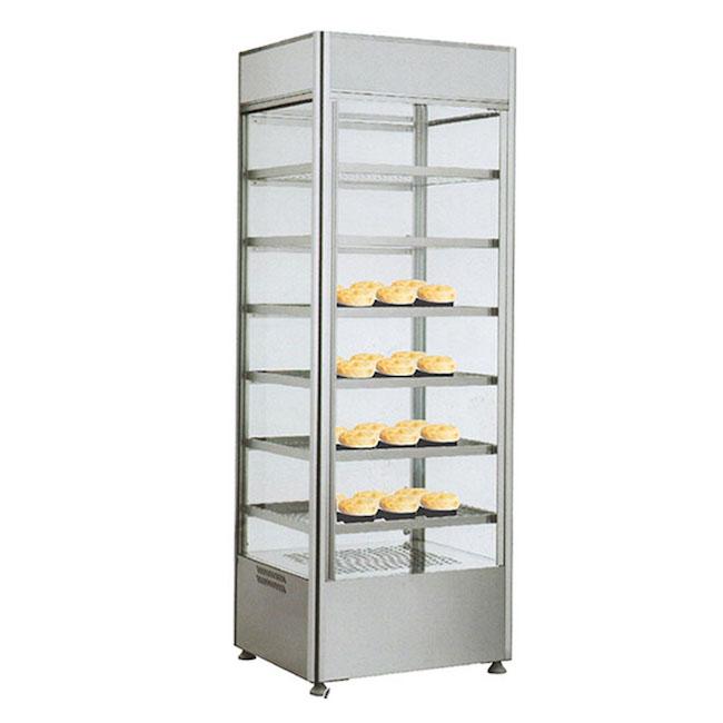 Hot Display Cabinet GETRA