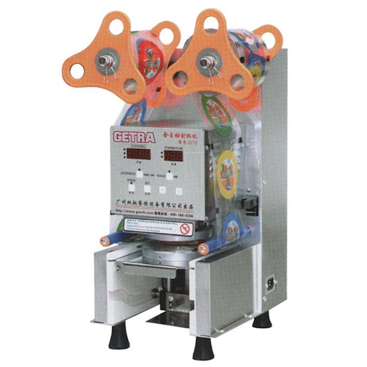 Mesin Cup Sealer Full Otomatis