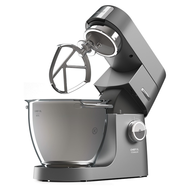 Kenwood Chef Mixer Roti