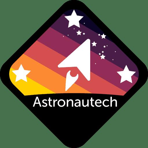 Astronautech 3 stars award_1@512x