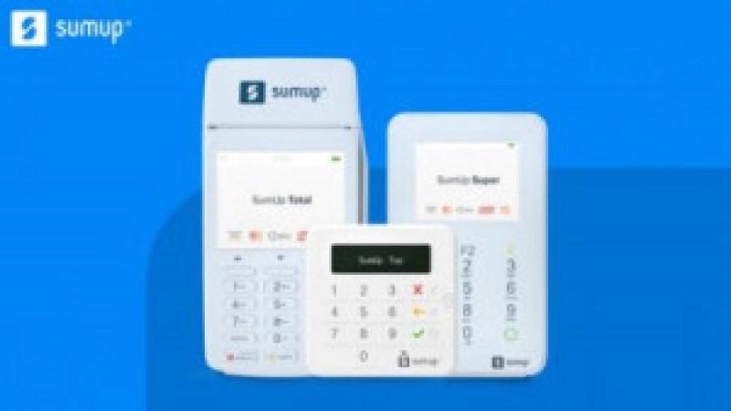 Abra sua conta SumUp digital