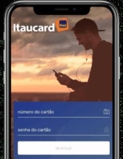 login-app-Itaucard-desktop